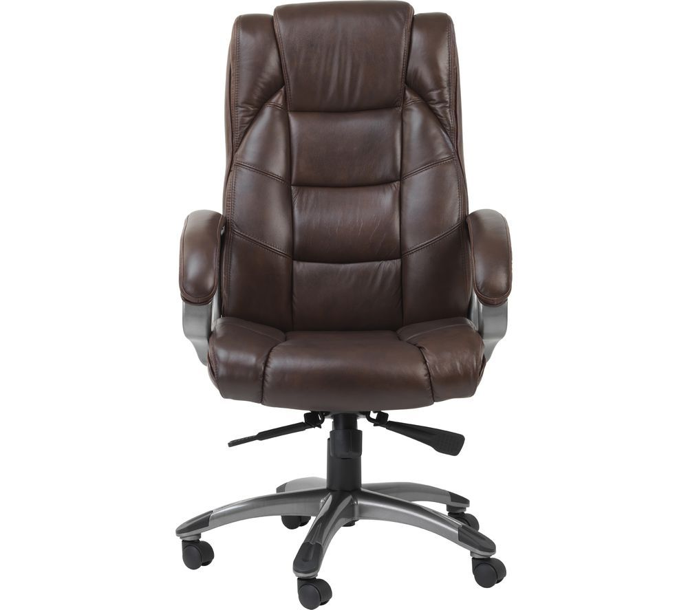 ALPHASON Northland Leather Reclining Executive Chair