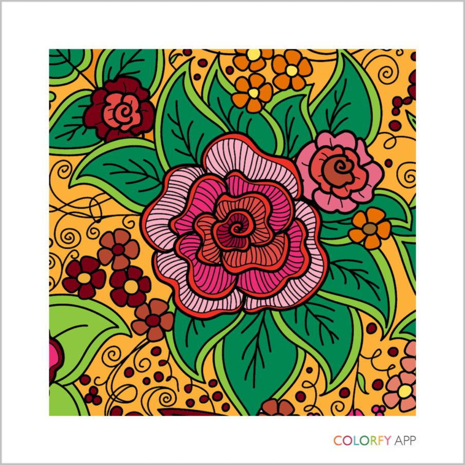 Pin by Helena Sampaio on Colorfy | Pinterest