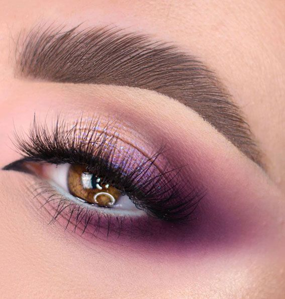 22+ Gorgeous eye makeup looks to try while you're stuck at home