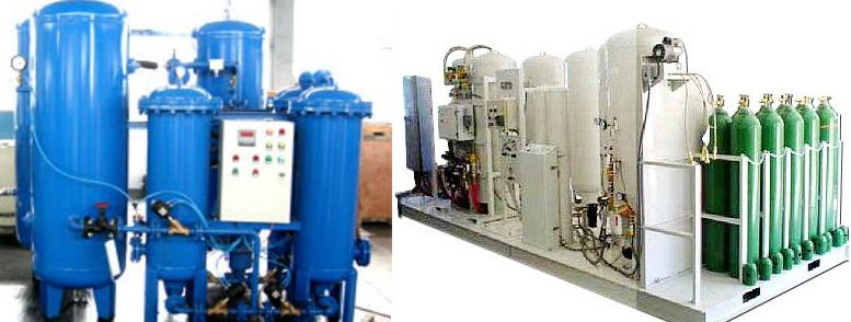 Oxygen Cylinder Filling Plant Cost in India | Oxygen Gas