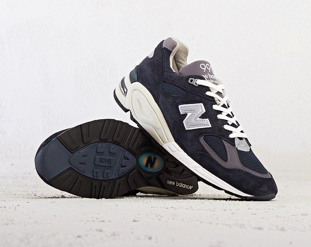 size 40 f505a da44c New Balance - M 990 NV2 - Rezet Store