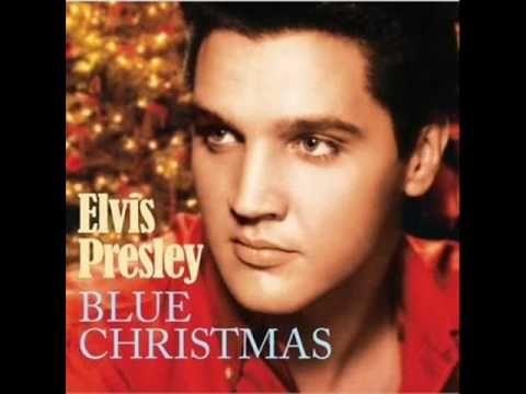blue christmas elvis presleywith lyrics in desciption - Blue Christmas Elvis Presley Lyrics