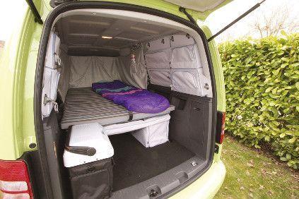 vw caddy conversion aa van dwelling pinterest van. Black Bedroom Furniture Sets. Home Design Ideas
