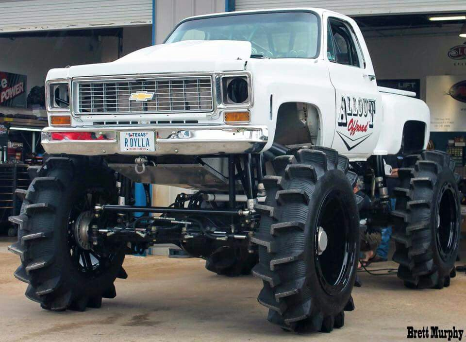 Old school Chevy @HinesASteph | LIFTED CHEVY TRUCKS | Pinterest ...