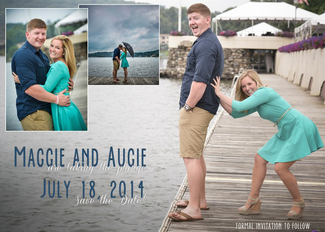Maggie and Augie\'s fun engagement photoshoot. #fun #rain #umbrella ...