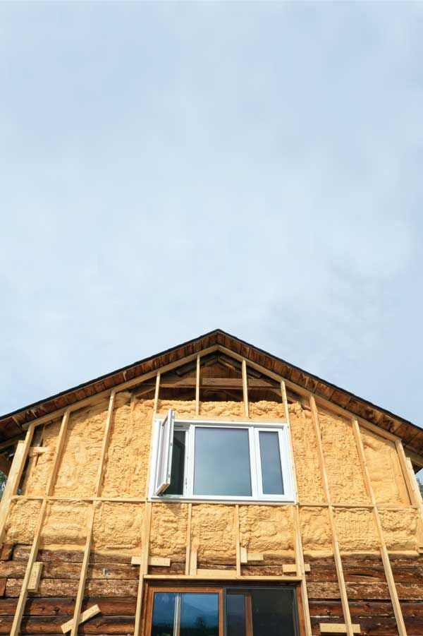 Green remodeling make your home more energy efficient for Cheap energy efficient homes