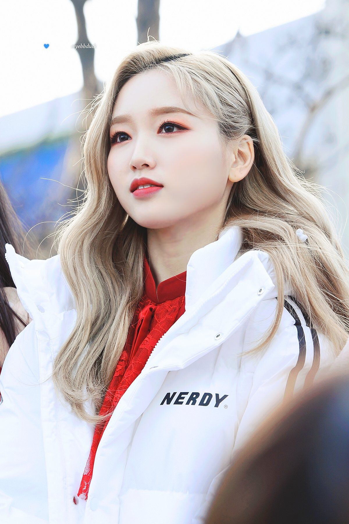 Gowon Loona Kpop girls, Gowon loona, Ulzzang girl