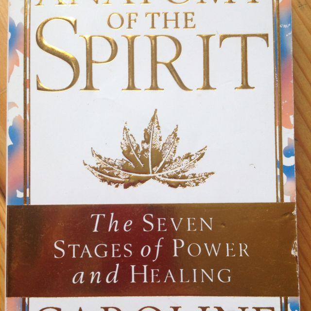Anatomy of the Spirit, Caroline Myss . | Spirituality | Pinterest ...