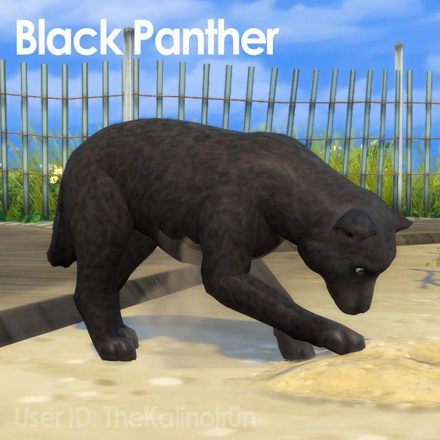 Sims 4 Cc S The Best Wild Animals By Kalino Tiere Wild Sims 4 Katzen
