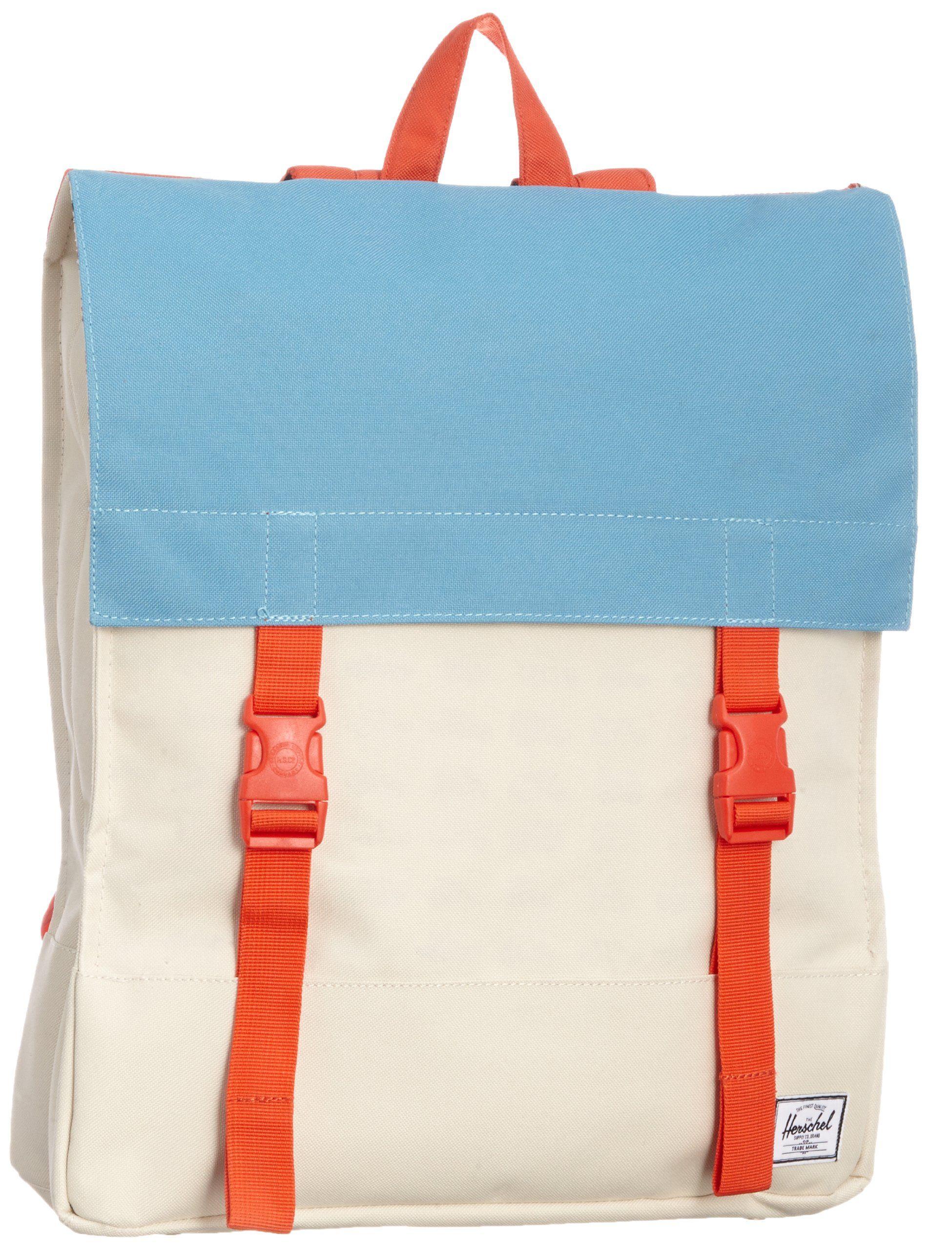 5da99a438 Herschel Supply Co. Women's Survey Backpack, Bone/Synchro Red ...