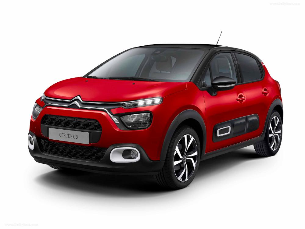 2020 Citroen C3 in 2020 Citroën c3