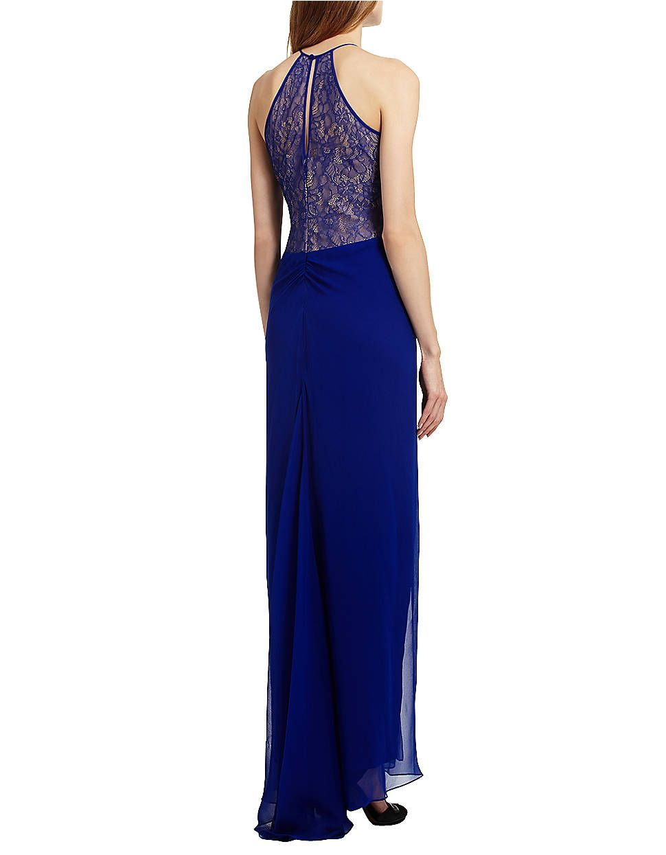 Maxine Evening Gown | Lord and Taylor | Fashion | Dresses ...