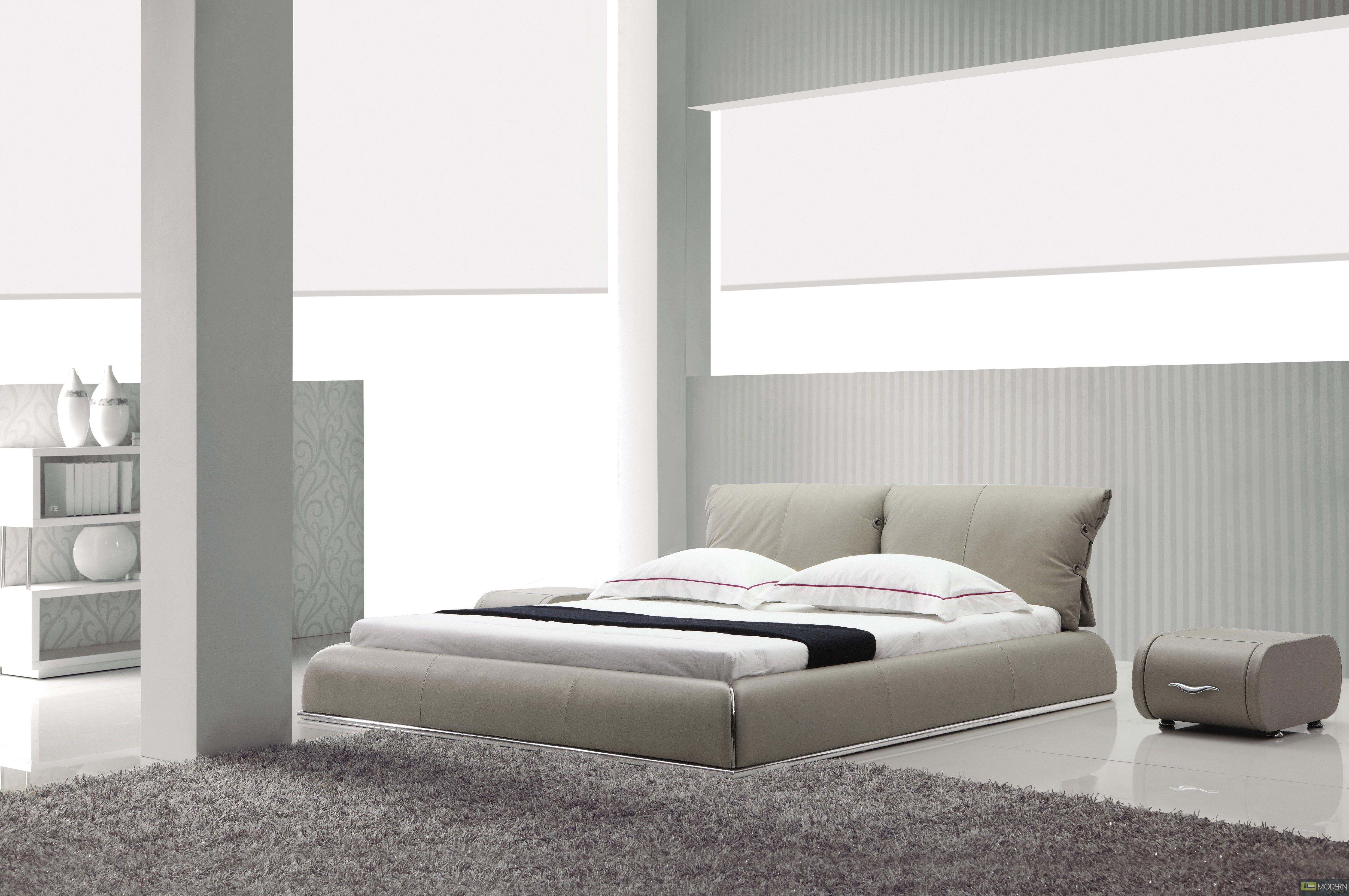 Modernen Zeitgenössischen Plattform Betten Bett ideen