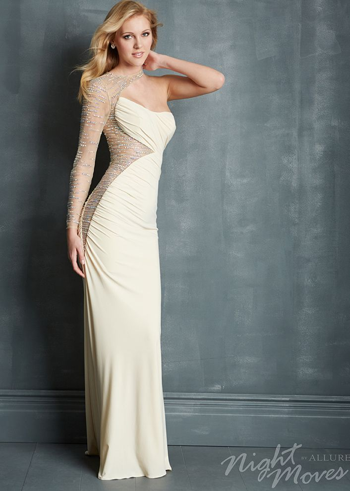 Style #7070 - Available in Champagne, Size 4 www.anniesroombridal ...
