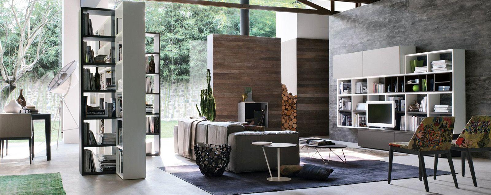 Arredamento mobili stile classico stile moderno - Arredamento contemporaneo moderno ...