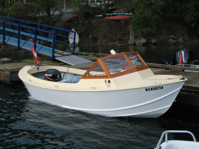 19' Bartender Small boats, Wood boat plans, Boat