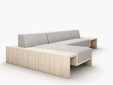 Stylish Modular Slow Sofa U2013 Interior Design, Design News And Architecture  Trends