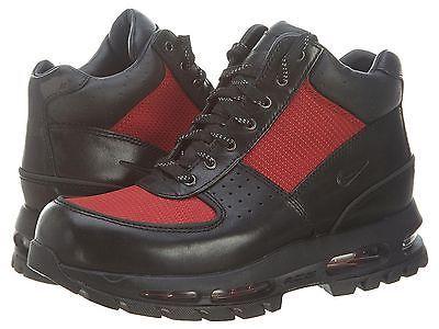 nike air max goadome big kids' acg boots black