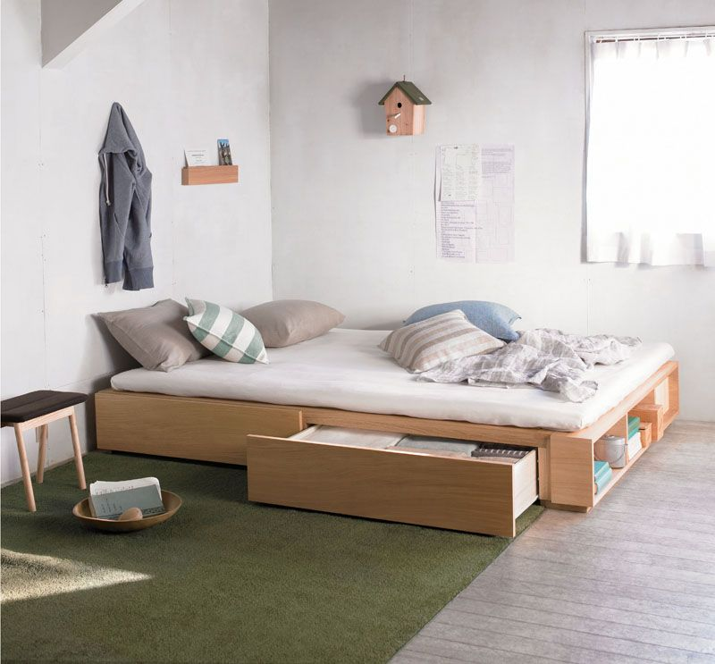 9 Ideas For Under The Bed Storage The Drawers Of This Storage