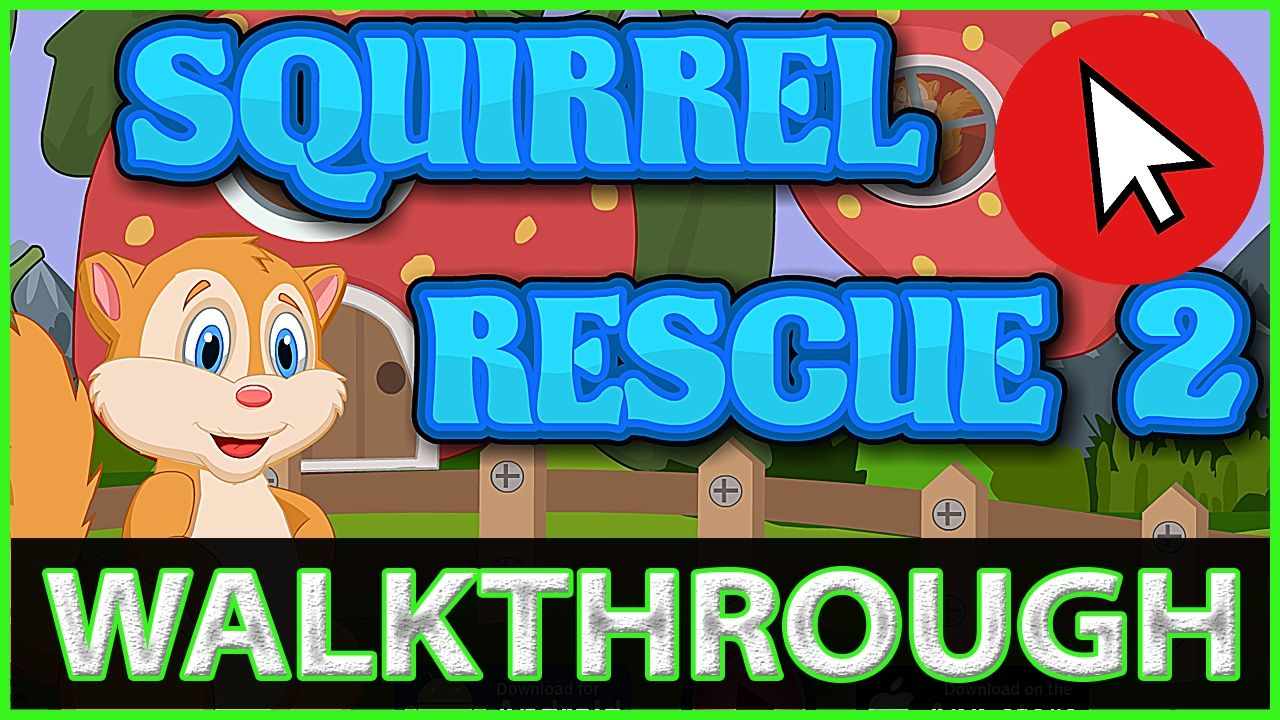 NEW Free Escape Game Squirrel Rescue 2 gaming games