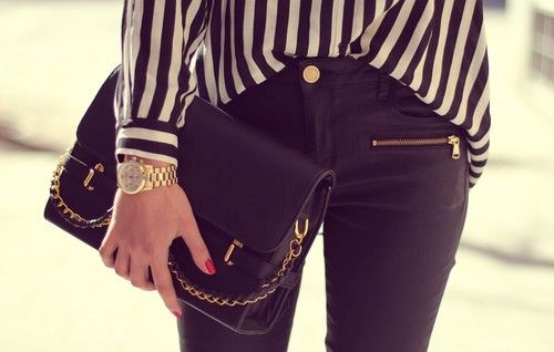#black #fashion #trend #style