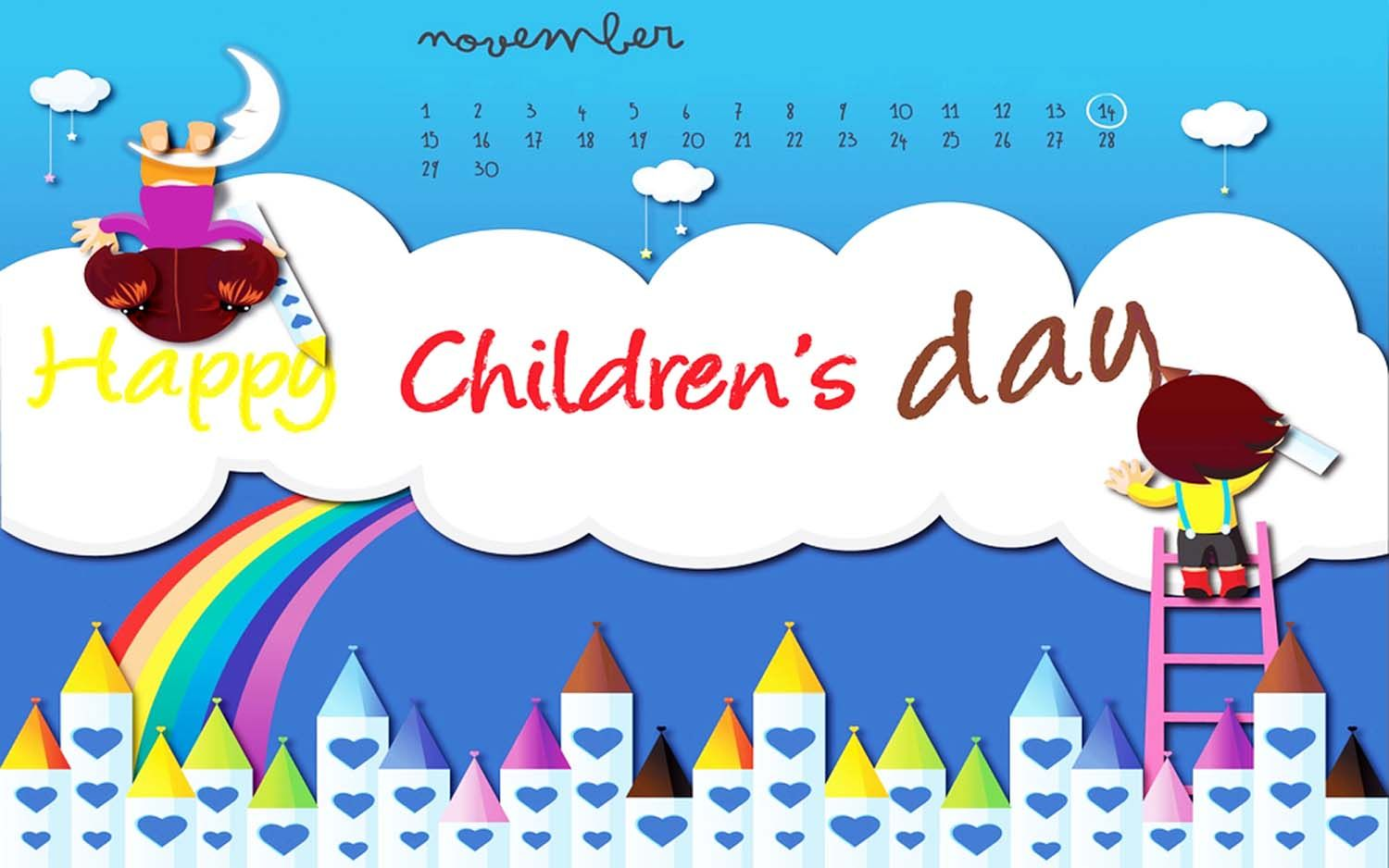 Childrens Day Wallpapers Happy Childrens Day Images Hd