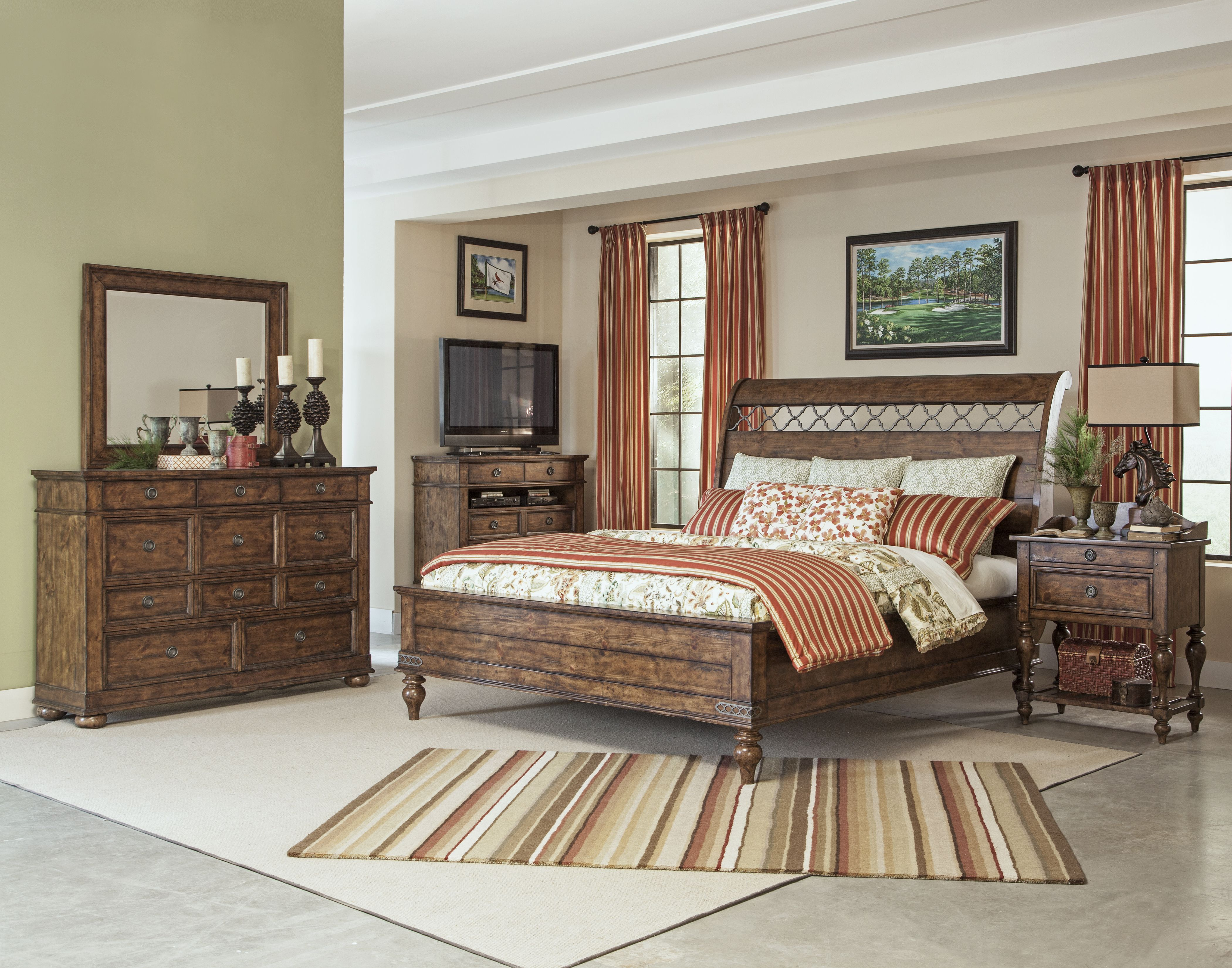 Pin by Godby Home Furnishings on Beautiful Bedrooms