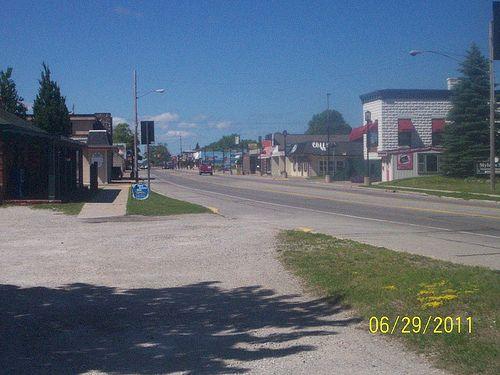 Oscoda Oscoda Lake Huron Michigan