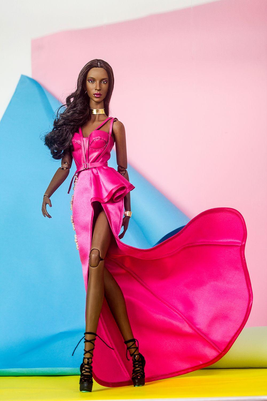 Prego: DeMuse Ebony Bombshell | barbie | Pinterest | Barbie y Nocturnos