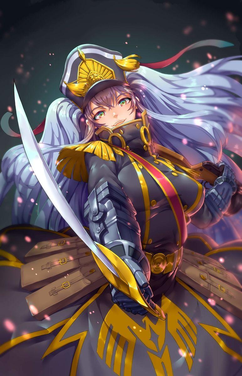 ReCreators Arte de personajes, Arte de anime, Diseño de