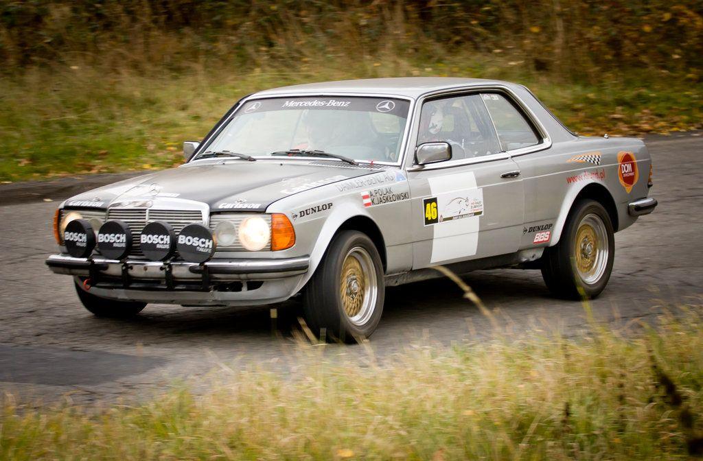 Mercedes-Benz w123 rally car | Mercedes-Benz | Pinterest | Rally ...