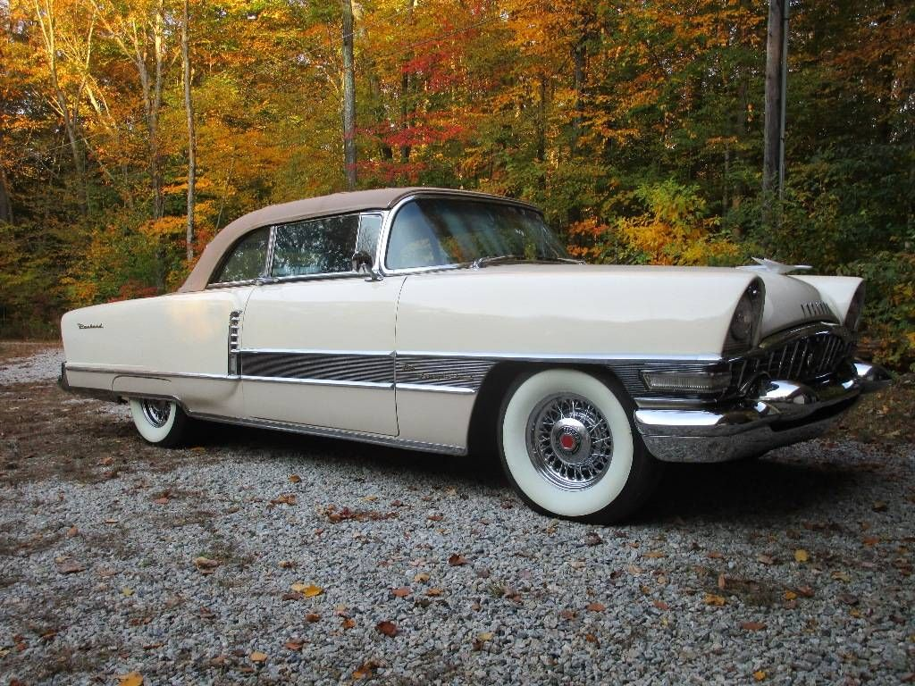 1955 Packard 400   Old Rides 5   Pinterest   Cars