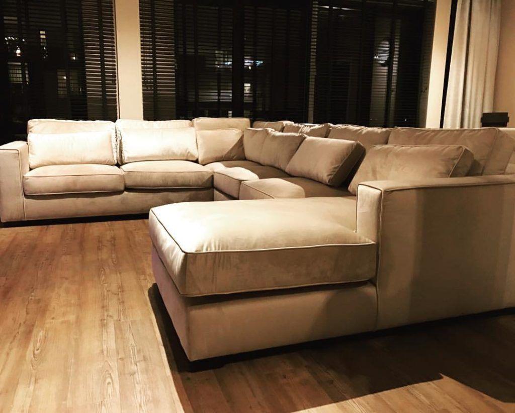 Grote Stoffen Hoekbank.Moskou In 2019 Project Amersfoort Ck Couch Design Living Room