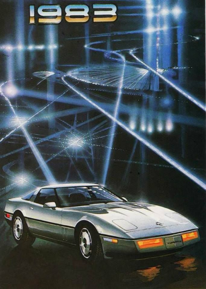 There Never Was A 1983 Model Corvette But Oh Well This Is