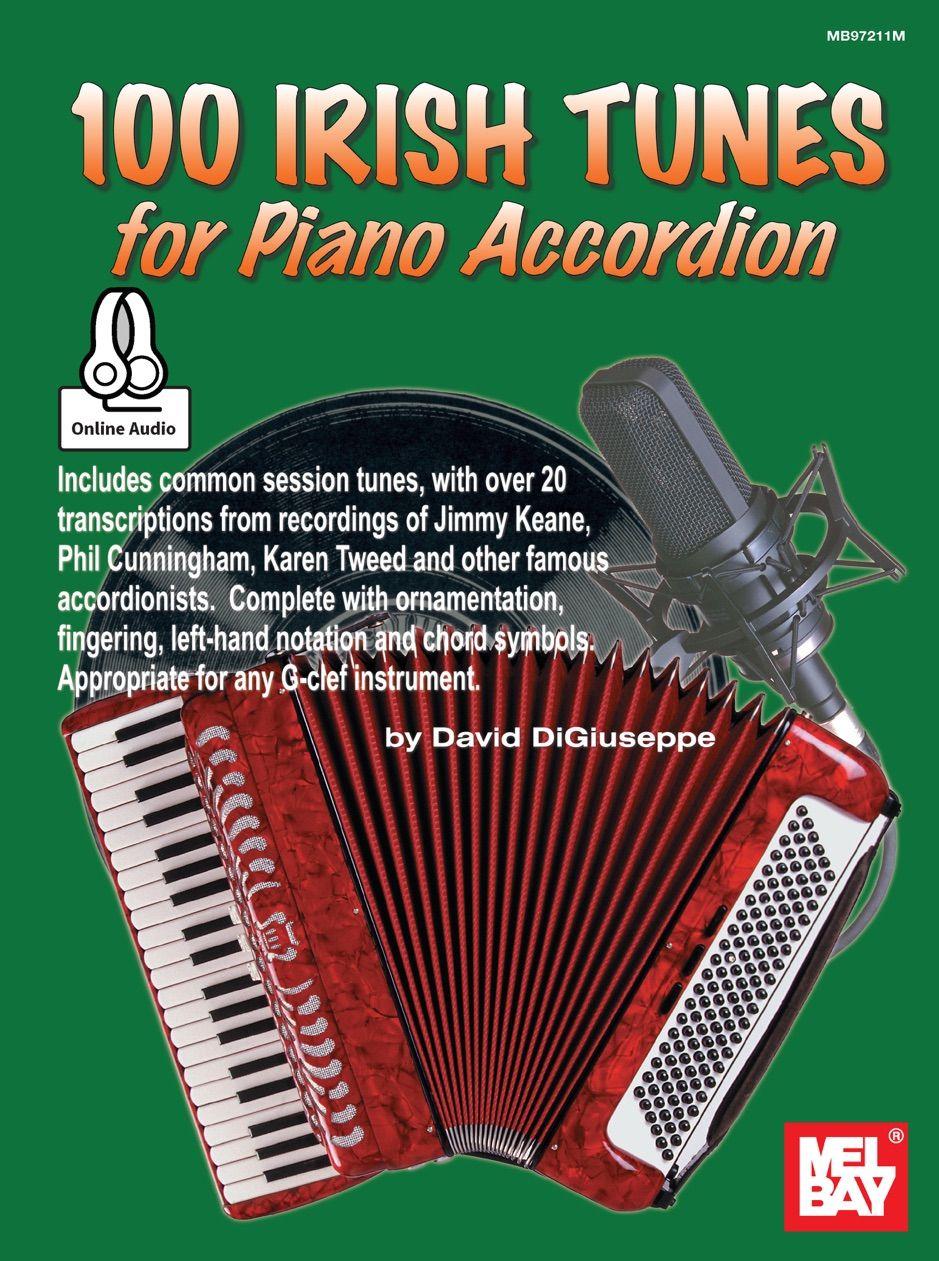 �00 Irish Tunes for Piano Accordion , AD, Tunes,