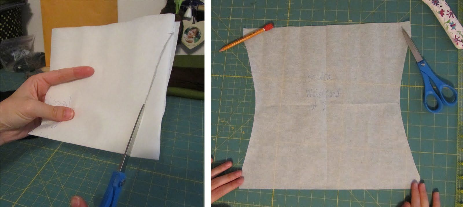 Don't be Afraid of the Bias Skirt: a Tutorial from guest Corinnea's Chaos - crafterhours