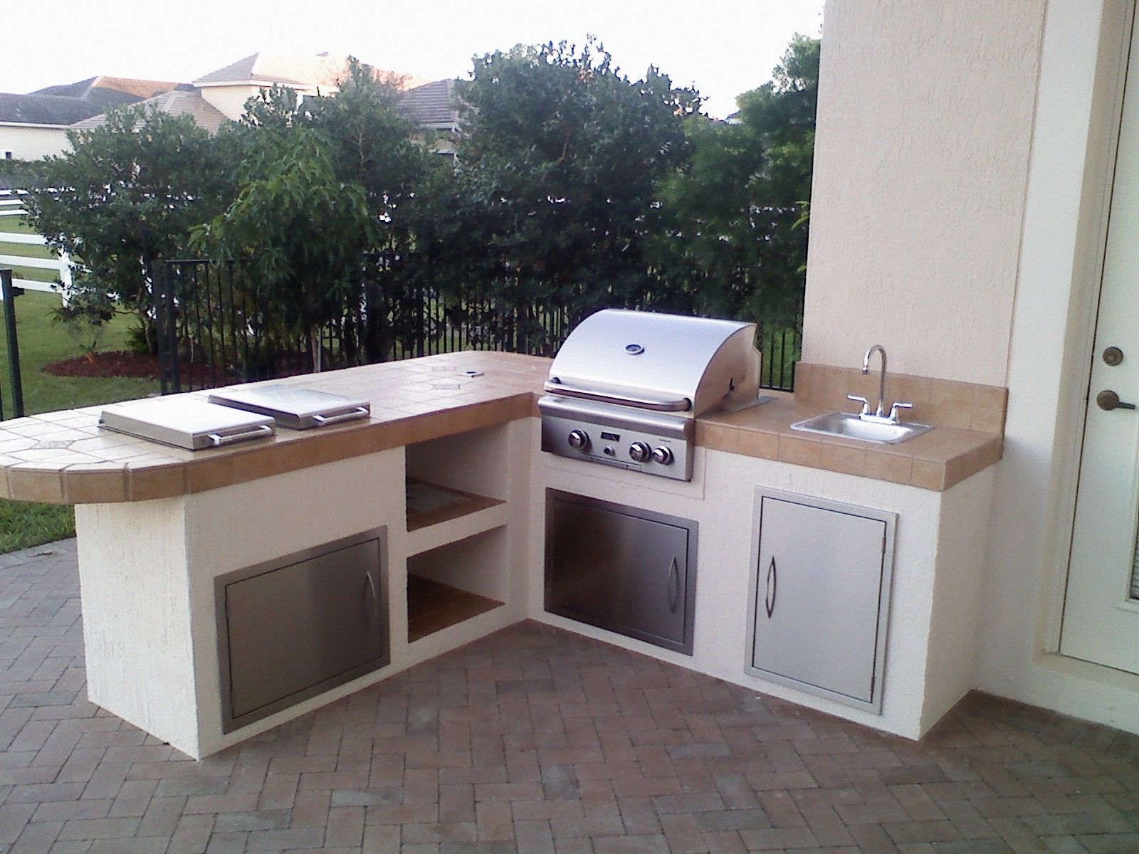 Outdoor BBQ Grill Designs Find Grill & Outdoor Cooking is very