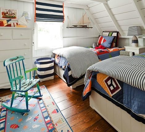 Nautical Cottage Decor Ideas From A Cozy Home