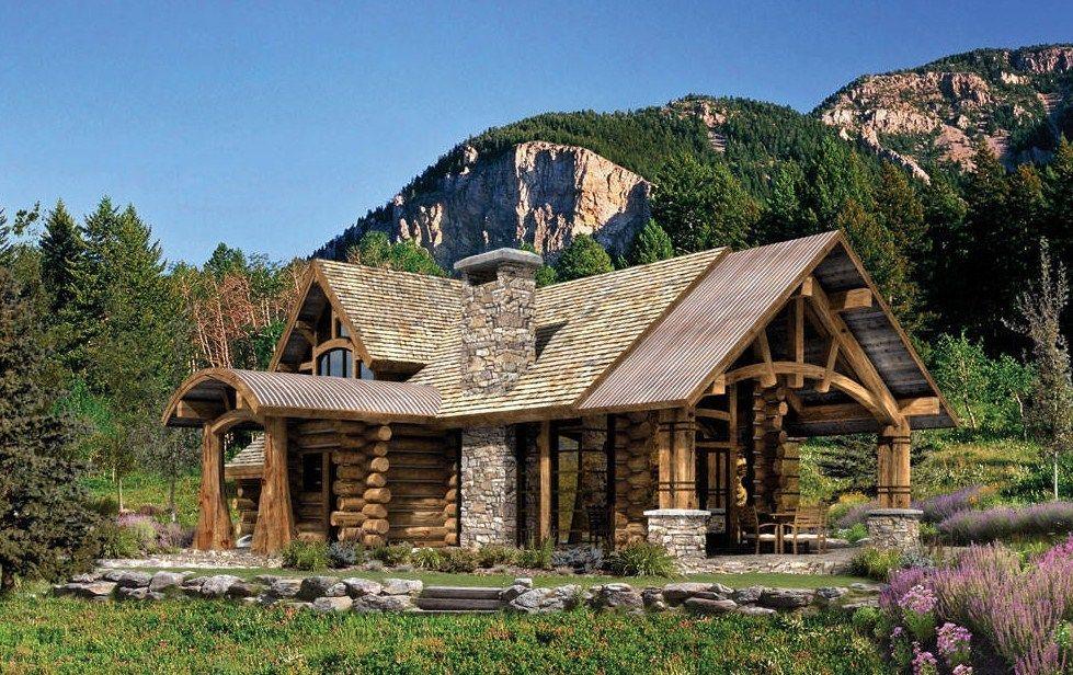 Fotos de casas rusticas | Cabañas | Pinterest | Fotos de casas ...
