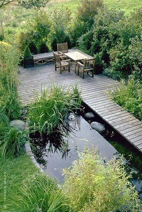 Gartenbau - Gartenteich - Gartenideen - Garten Tipps Garten