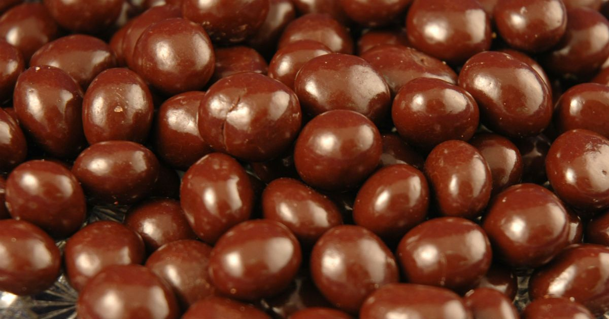 February 25 National Chocolate Covered Peanuts Day (With