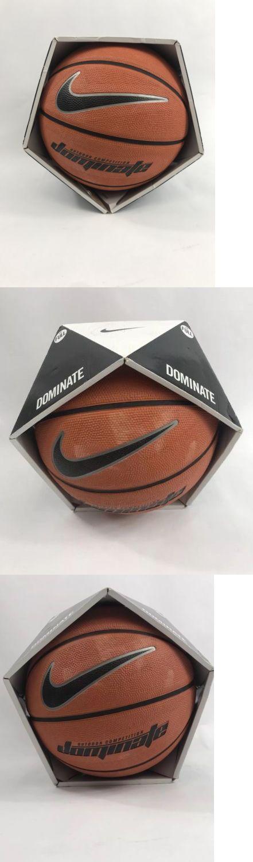 0adb0ff9573 Balls 21208  Nike Basketball Dominate Size 7 Ball Indoor Outdoor Balls  Bb0361-801 -