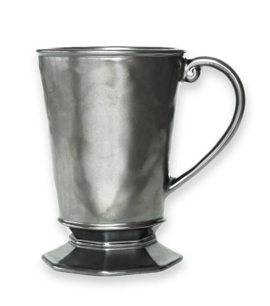 Pewter Stoneware Mug - Juliska | domino.com