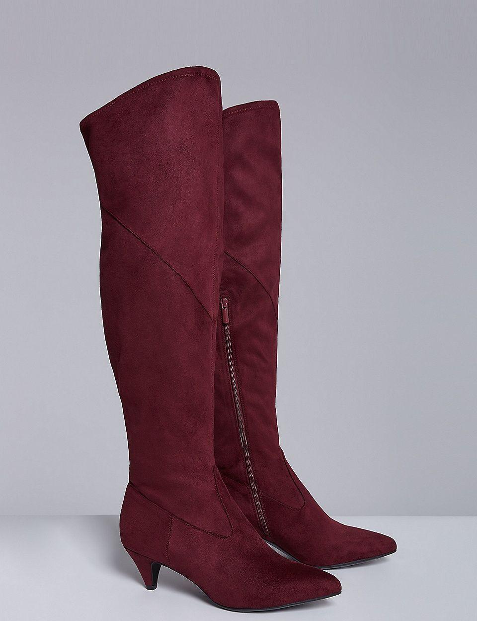 Wide Calf Boots | Plus Size Boots in Wide Width Sizes | Lane