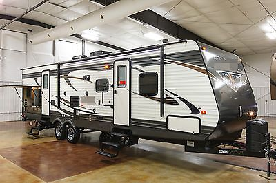 Rvs New 2016 31Bhss Bunkhouse Travel Trailer With Bunks & Outdoor Endearing Travel Trailer With Outdoor Kitchen 2018