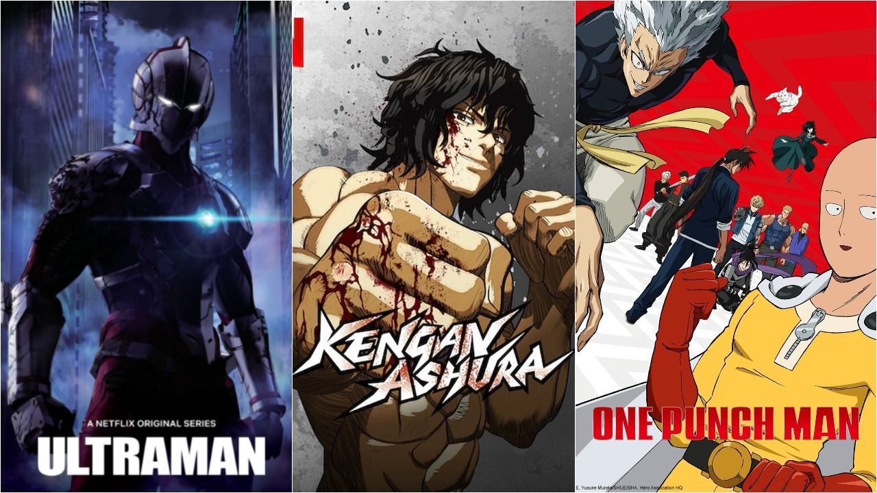 Netflix Japan's Most Watched Anime Of 2019 Revealed