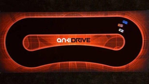 Anki Drive mit iOS Steuerung das Slotcar von (mit