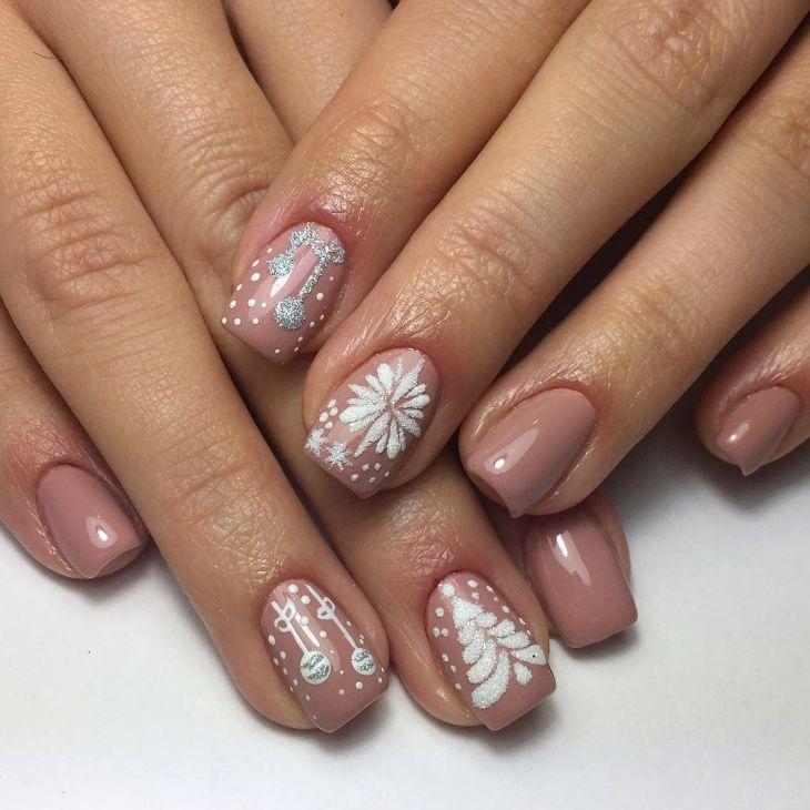 29 Awesome New Year Nails Designs For Winter Nails 2017 | Nail nail ...