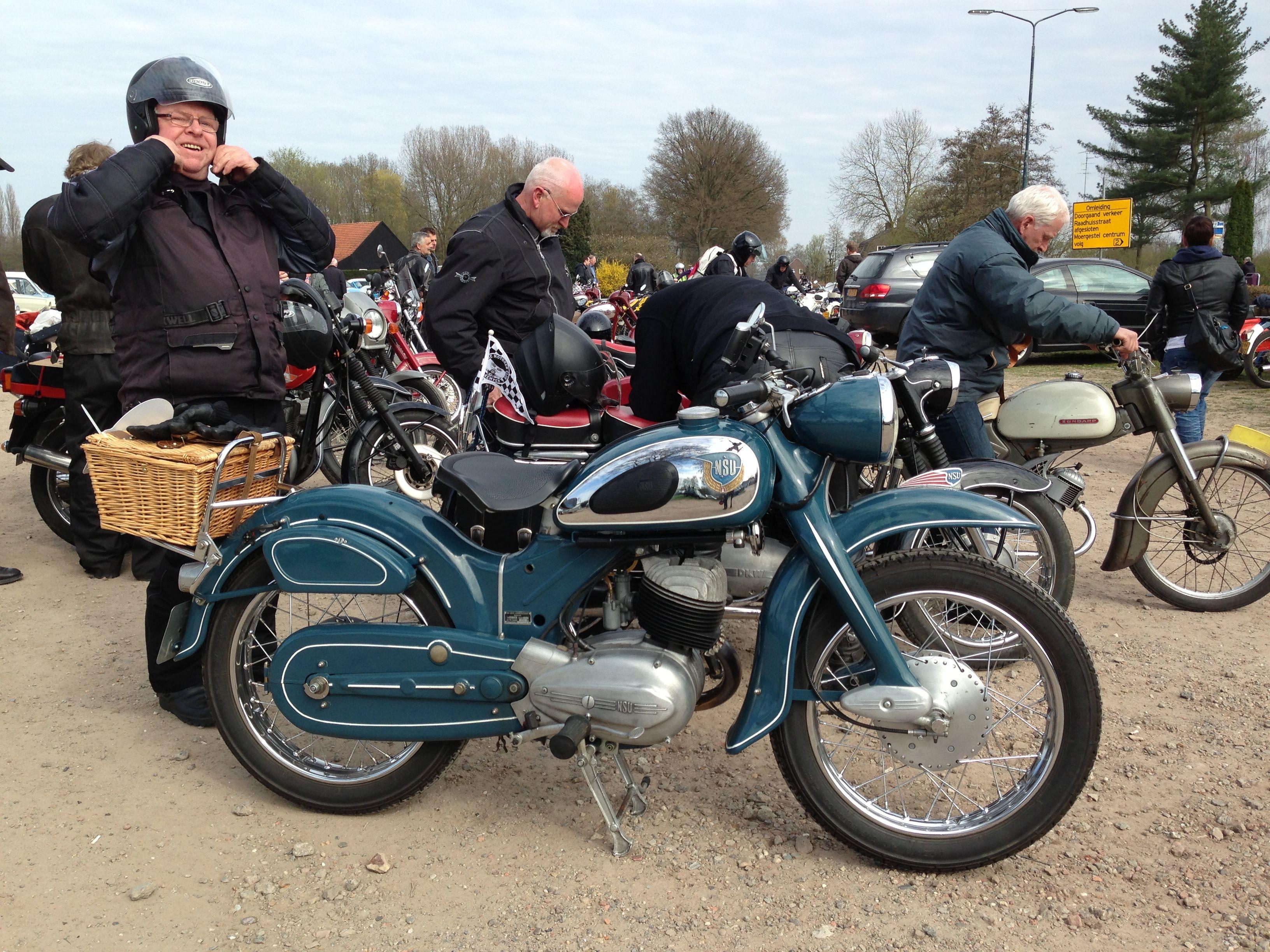 Nsu Motorcycle Classic Motorcycles Vintage Motorcycles Vintage Bikes