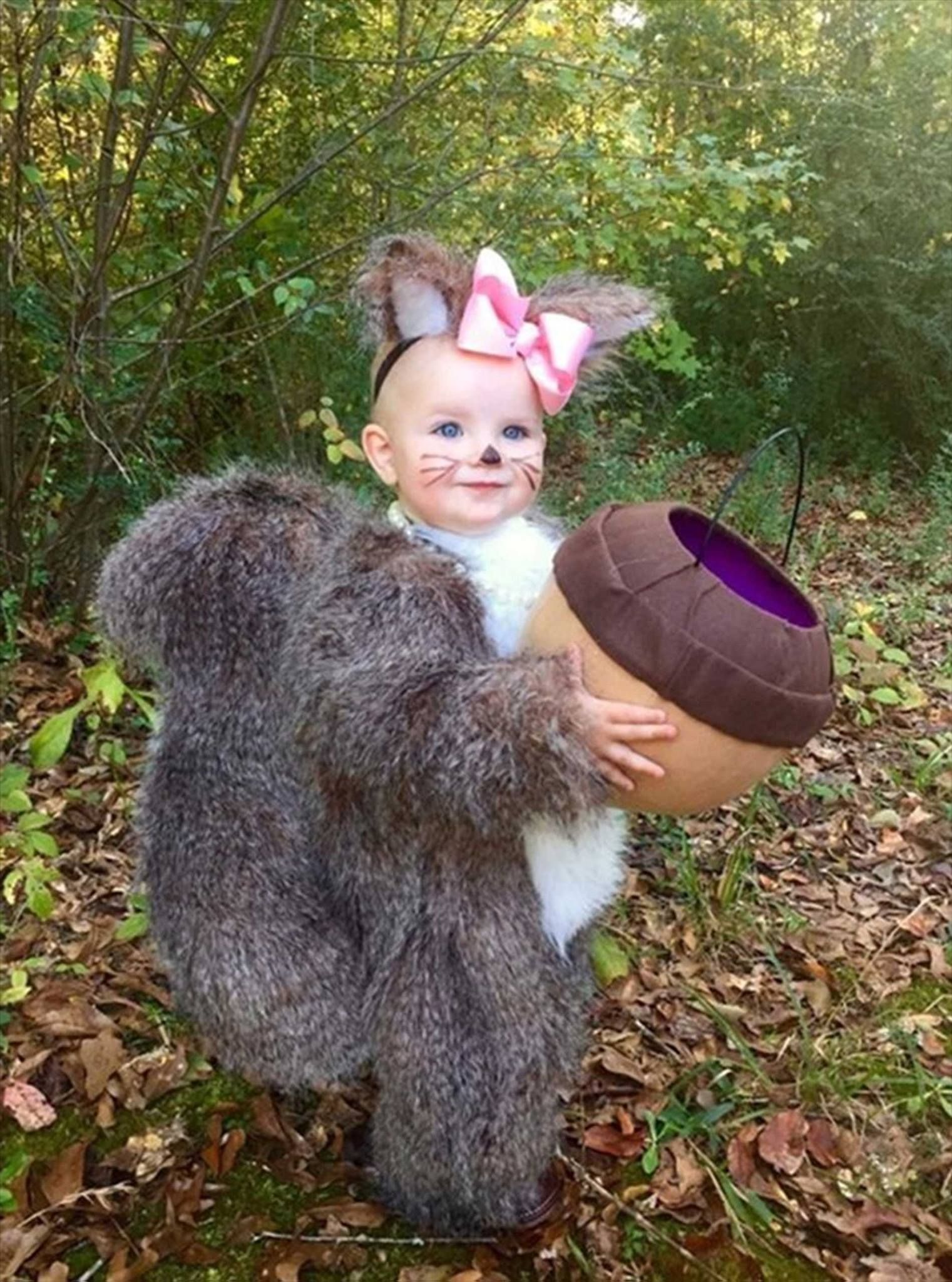 squirrel costume these are the best homemade halloween costumes